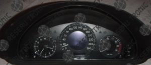 tableau-de-bord-mercedes-w209-clk